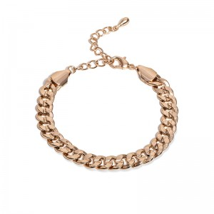 GOLD CHAIN ADJUSTABLE BRACELET
