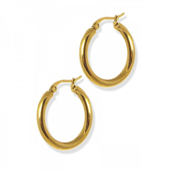 """VANESSA"" HOOP EARRINGS"