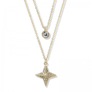 STAR NICKEL FREE NECKLACE